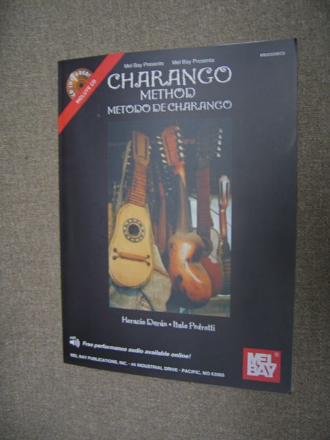 Charango Method Book by Duran and Pedrotti