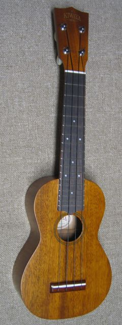 Photo of Kiwaya KTS-5, all solid soprano Uke