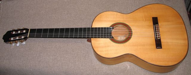 Photo of 1967 Miguel Rodriguez Flamenco Guitar